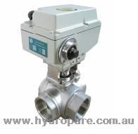 Electric Actuated Control Valves